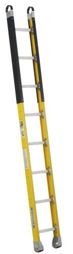 r 12 ft. H Fiberglass (Manhole Ladder)