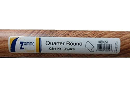 (Rustic Pine Quarter Round- Zamma #254- Pack of 10)