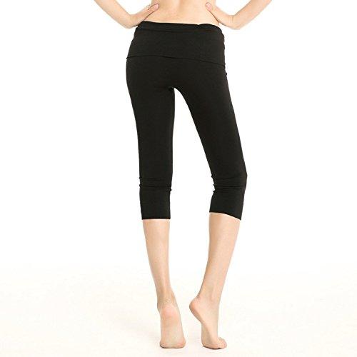 Akimgo (TM) YOGA Courir Femmes Sport Pantalon taille haute Cropped Leggings Fitness pantalons 2016