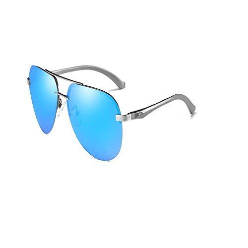 de gafas señoras A143 de polarizado Nuevo película sol haixin B gafas la gafas de shing de color hombres las sol clásico x0TxSqp7w
