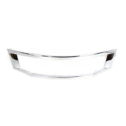09 honda accord chrome grill - 1