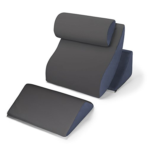 gray upright pillow - 9