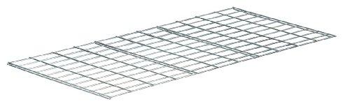 Edsal Manufacturing, Optional Steel Deck, Hbwd4896, Size W X D: 48X96, Wt. (Lbs.): 72, Bwd4896