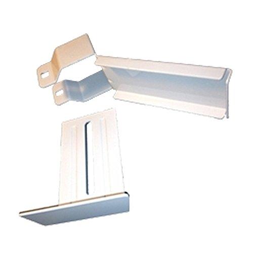Selfsat mt-fen-selfsat-afr montaje ventana fijación para antena plana H30D/H30D2/H30D4 gris