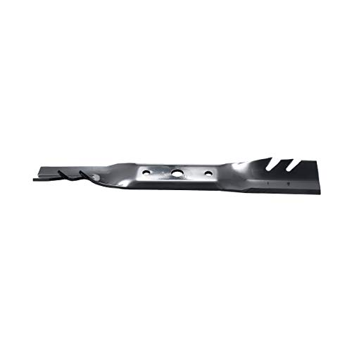 Oregon 92-675 Gator G3 Lawn Mower Blade, 17-Inch, Replaces Sunbelt, Stens, John Deere, Arnold and More