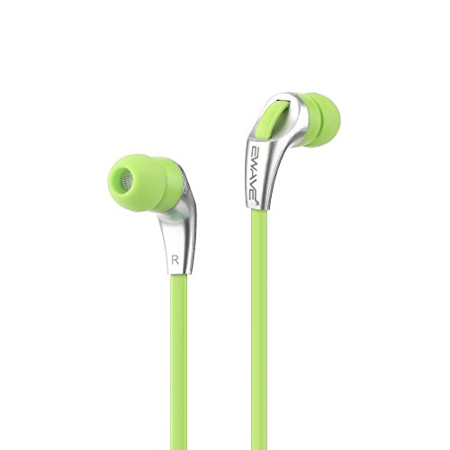 Portable HI-FI Stereo High Performance Headphones with Hands-free In-line Microphone