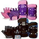 Bell Sports 1003306 Elbow/knee Pad Set