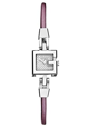 0c99eede8eb GUCCI 102 G-Mini Series Ladies Watch YA102523  Amazon.co.uk  Watches