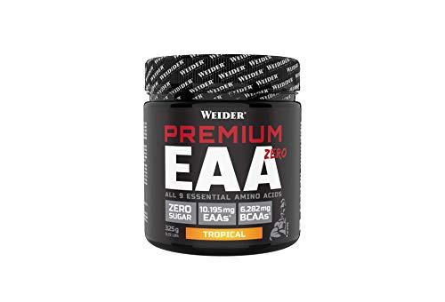 Weider Premium EAA Zero, Tropisch - 325g