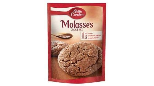 Betty Crocker Cookie Mix Molasses 17.5 oz Pouch (pack of 6) by Betty Crocker (Image #4)