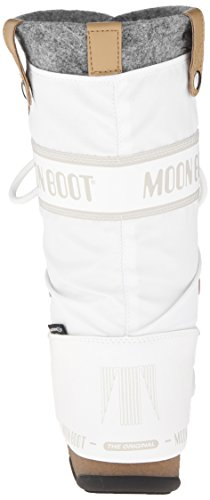Tecnica Donna Monaco Moon Boot Bianco