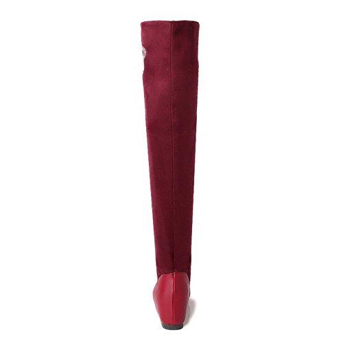 Balamasa Bottes Bottes Red Chukka Chukka Femme Balamasa SB4vAqUwB8