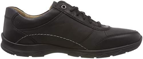 Spark Black 1 Sneaker 12 Herren camel active Schwarz 8w0xnWCAq