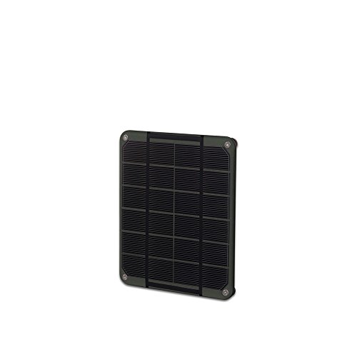 Voltaic Systems - Mini Solar Panel 2W / 6V - Charcoal | Panel Made with High Performance Monocrystalline Cells | Waterproof, UV and Scratch-Resistant