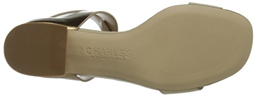 Charles by Charles David Womens Glam Dress Sandal Bronze/Latte yvcPuq48ow