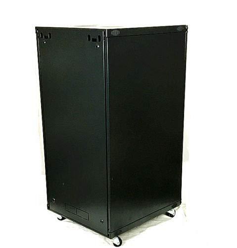 Network Cabinets Network Server Cabinet Rack Enclosure Meshed Door Lock (15U Network Cabinets) by TECHTONGDA (Image #1)