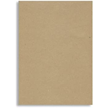 amazon com kraft 5 x 7 invitation paper paper weight 65lb