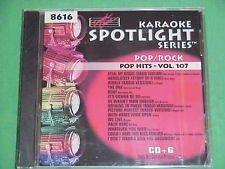 (Karaoke CDG - Pop Hits Vol. 107 by Backstreet Boys, Nine Days, Matchbox 20, Whitney Houston, Tina Turner, Creed, LF (0100-01-01?)