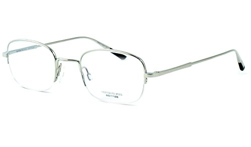 Oliver Peoples Optical Eyeglasses Wainwright 1118T in Silver (5036) ; DEMO - Case Glasses Peoples Oliver