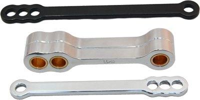 PSR Lowering Link Suzuki GSX-R750 06-07 Silver