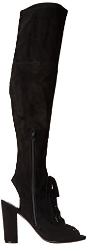 Knee Boot The Black Women's Guess Over Calene HwZqFx0P