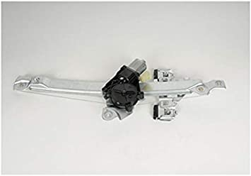 ACDelco 22803634 GM Original Equipment Rear Driver Side Power Window Regulator and Motor Assembly
