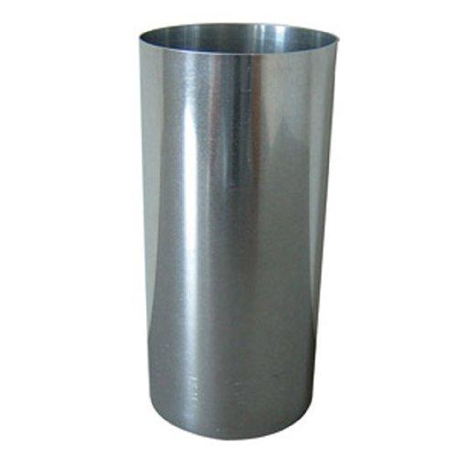 Rewwer-Tec 331978/031612 Ofenrohr Fal 50 cm lang, 130 mm Durchmesser