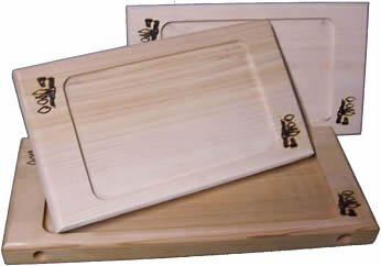 Just - EZ Alder Cooking & Baking Plank XL by Just Smoked Salmon