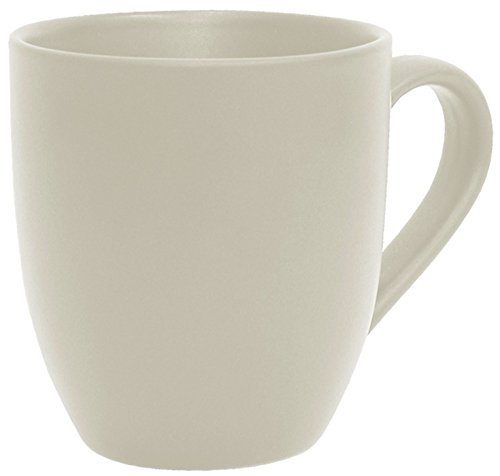 Kane Home 85212 13 Oz Vanilla Scoop Mug