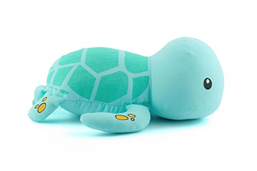 Elly Lu Tucker The Sea Turtle - Organic Stuffed Animal (8 in)