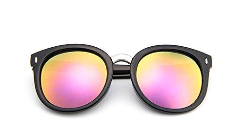reflectante gafas gafas Moda C7 C7 Retro Unisex mujer diseñador de sol sol marca Classic de ZHANGYUSEN remaches mujer ZfxdwtvxTq