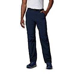 Columbia Men's Big and Tall Silver Ridge(tm) Convertible Pant-Extended