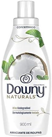 Amaciante Concentrado Downy Naturals Coco E Menta – 900Ml, Downy