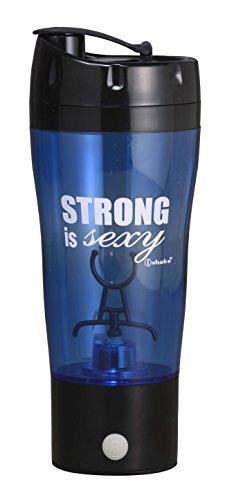 ishake Power Shake Shaker Bottle, 500ml