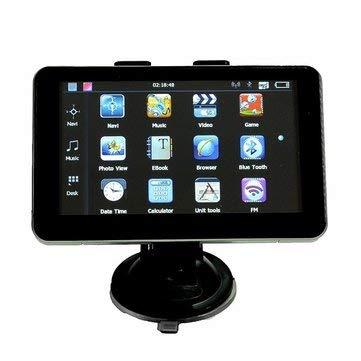 MITUHAKI 5 inch LCD Car Navigation System Navigator 8GB SAT NAV UK/EU - GPS & Accessories GPS Navigation (Best Car Navigation System Uk)