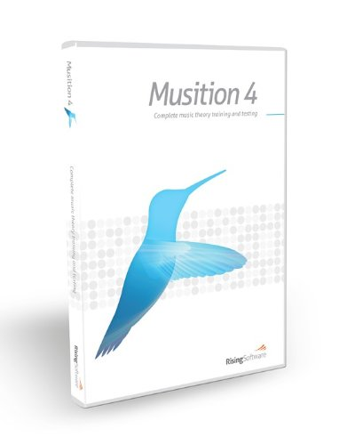Musition 4 - Student Edition (Best Midi Keyboard For Sibelius)