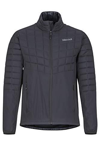Marmot Men's Featherless Hybrid Jacket, Black, Medium ()