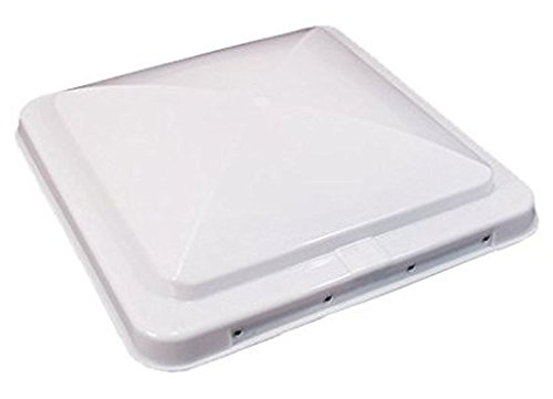 Heng's 90110-C1 Thermal Pane Lid for 70000 Series Vortex Vents, White - 1 - Elixir Lid Vent
