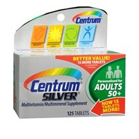 Centrum Specialist Silver, 125 tabs (Pack of 2)