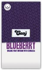 Box Tea Cosy Blueberry organique de 20