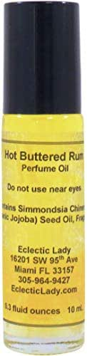 Hot Buttered Rum Perfume Oil, Small