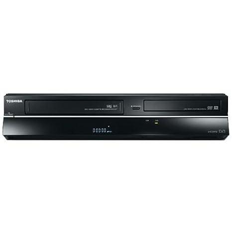 Toshiba D-VRI9DT DVD & VHS Recorder Grabador de DVD Negro ...