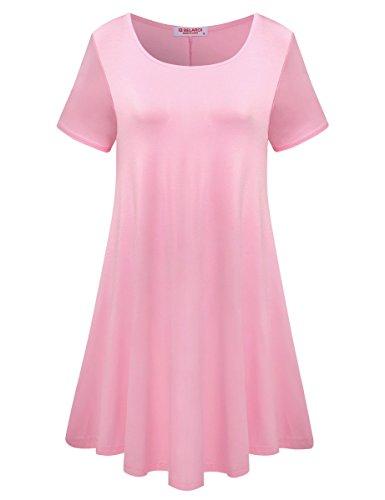 Pink 3x T-Shirt - 1