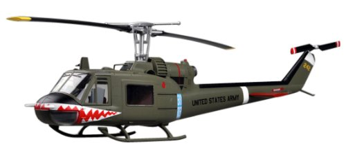 EASY MODELS 1:48 USA UH-1C - Remote Control Helicopter Army