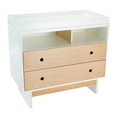 maclaren-cub-changer-natural-beech-with-white-satin-finish