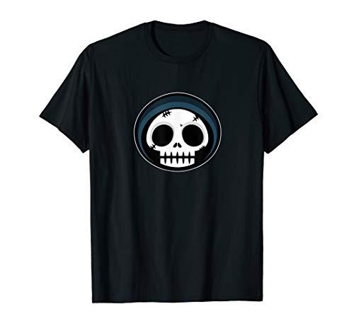 - Emoji Skull TShirt Scary Skull Shirt
