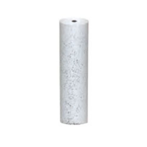 Coarse Cylinder - Unmounted Silicone Polisher, Cylinder, White, Coarse Grit, 100 Pack | POL-321.10