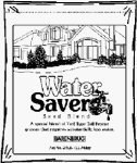 Water Saver Tall Fescue Bagged 5 Lb. by Barenbrug Usa