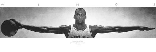 72x23 Michael Jordan Sports Poster product image