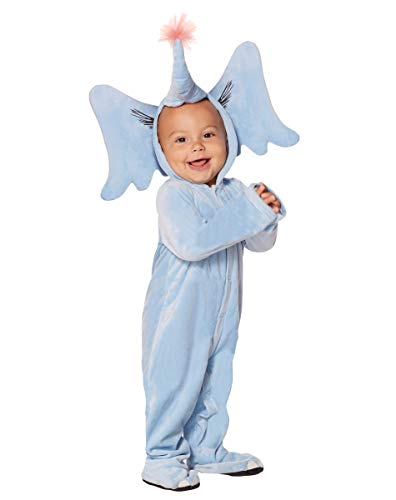 Spirit Halloween Baby Horton Hears a Who Costume - Dr. Seuss Blue -